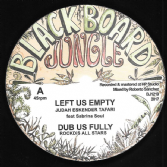 Judah Eskender Tafari - Left Us Empty / Marcus Gad - Praise Ye Jah (Blackboard Jungle) 12""